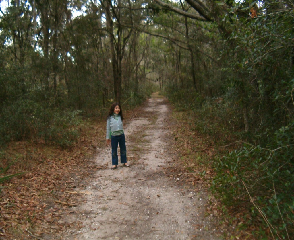 Lithia Springs Park trail