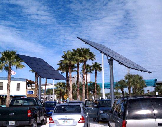TECO solar panels
